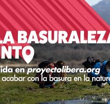 EVENTO: BASURALEZA, LIMPIEMOS EL BARRANCO DE MA...