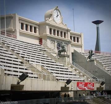 RUTA: BCN92 UN CAMBIO EN BARCELONA