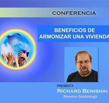 CONFERENCIA: BENEFICIOS DE ARMONIZAR UNA VIVIENDA