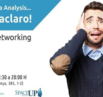 EVENTO: BIG DATA, DATA ANALYSIS...NO ME ACLARO