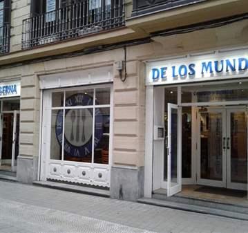 QUEDADA: BILBAO.TABERNA DE LOS MUNDOS.SABADO.TO...