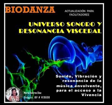 CURSO: UNIVERSO SONORO Y RESONANCIA VISCERAL.