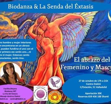 TALLER: BIODANZA & LA SENDA DEL ÉXTASIS I