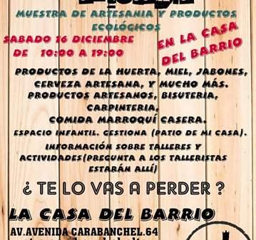 EVENTO: FIESTA DE LA ARTESANÍA