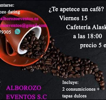 CAFÉ CON TAPAS DULCES (MAYORES DE 45 AÑOS)