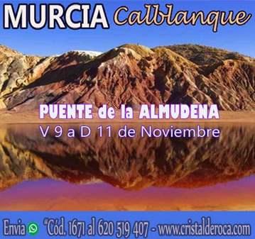 VIAJE: CALBLANQUE PUENTE ALMUDENA (CABO DE GATA...