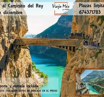 EXCURSIÓN: CAMINITO DEL REY