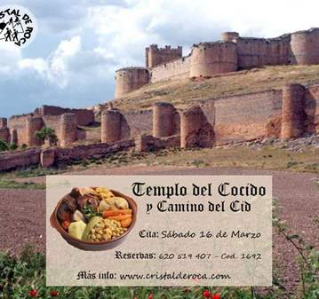 EXCURSIÓN: CAMINO DEL CID Y TEMPLO DEL COCIDO I