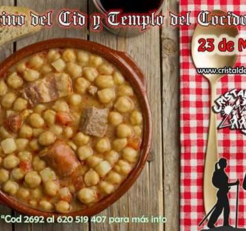 EXCURSIÓN: CAMINO DEL CID Y TEMPLO DEL COCIDO II