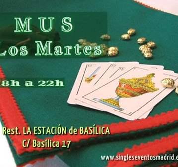QUEDADA: LOS MARTES MUS JUEGA 18 A 22H Y APREND...