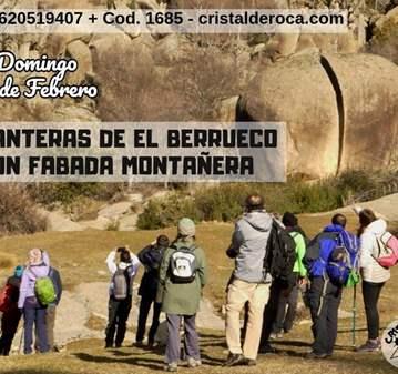 EXCURSIÓN: CANTERAS DEL BERRUECO FABADA MONTAÑE...