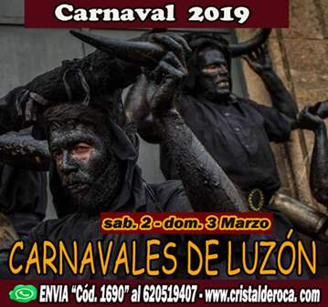 VIAJE: CARNAVAL LOS DIABLOS DE LUZÓN Y CAÑON DE...