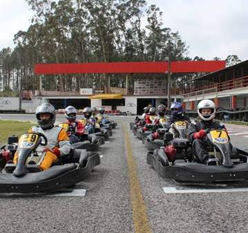 KARTS Y PAINTBALL