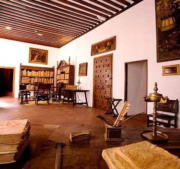 VISITA GUIADA: CASA MUSEO LOPE DE VEGA Y ALREDE...