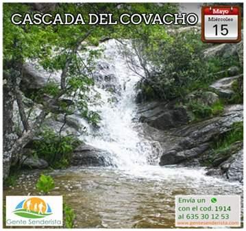 EXCURSIÓN: CASCADA DEL COVACHO - FESTIVO