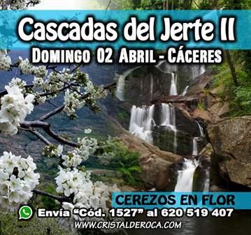 EXCURSIÓN: CASCADAS DEL JERTE – CEREZO EN FLOR ...