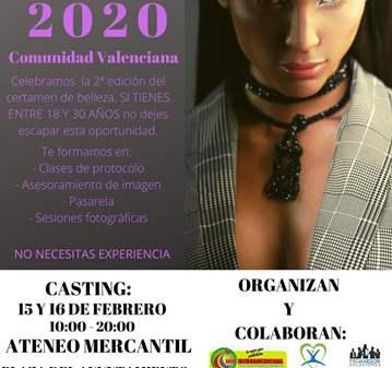 SESIÓN: CASTING, CHICA LATINA 2020