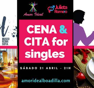 CENA & CITA FOR SINGLES