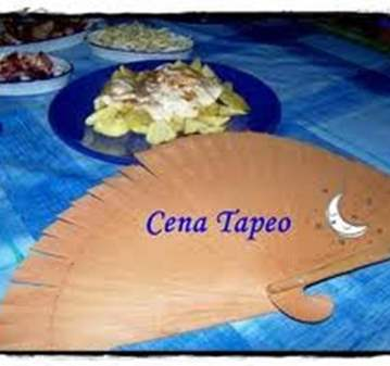 EVENTO: CENITA DE TAPEO