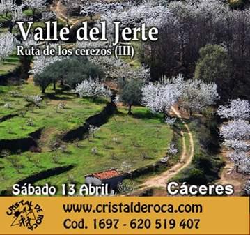 ESCAPADA: CEREZO EN FLOR Y CASCADAS DEL VALLE D...