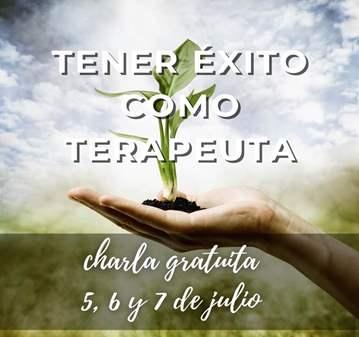 CHARLA GRATUITA: TENER ÉXITO COMO TERAPEUTA