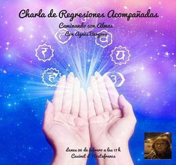 CHARLA REGRESIONES ACOMPAÑADAS