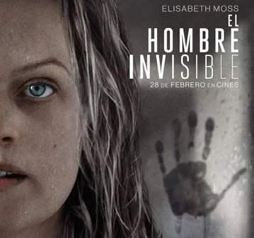 QUEDADA: CINE EN VIALIA: EL HOMBRE INVISIBLE