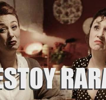 CHARLA: CINEMAGOSTFORUM: ESTOY RARA CAPÍTULO 4 ...