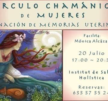 TALLER: CÍRCULO DE MUJERES, SANACIÓN DE MEMORIA...