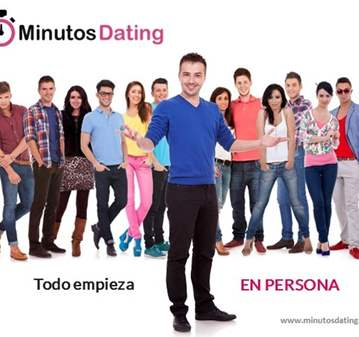 SPEED DATING CITAS DE 5 MINUTOS EN 2 HORAS