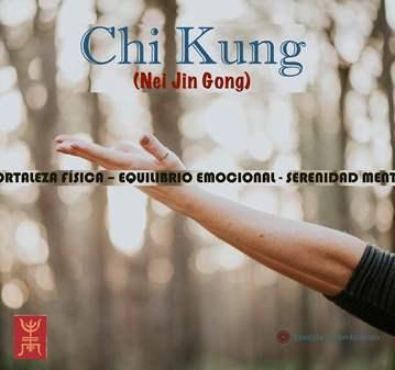 CLASE DE CHI KUNG.