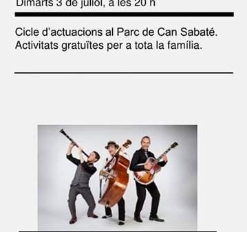 CONCIERTO: CLASE DE SWING Y CONCIERTO DE MÚSICA...
