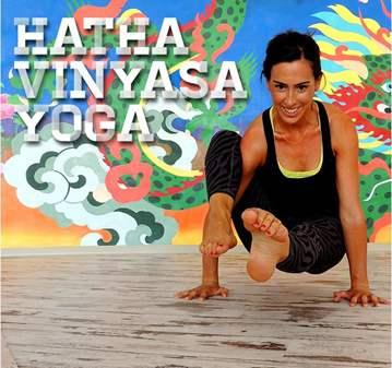 CLASE DE HATHA VINYASA YOGA (NIVEL 1 - LESSEPS)