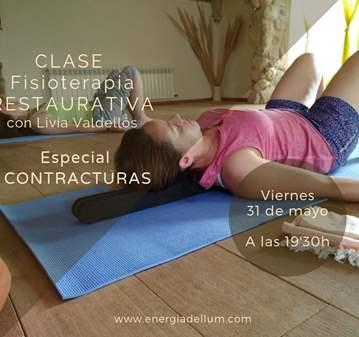 CLASE FISIOTERAPIA RESTAURATIVA - CONTRACTURAS
