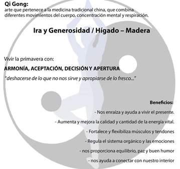 CLASE GRATUITA DE QI GONG