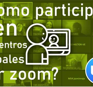 CLASE: SACARTE EL MIEDO AL ZOOM - DEDICACIÓN EX...