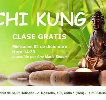 CLASES CHI KUNG GRATUITA