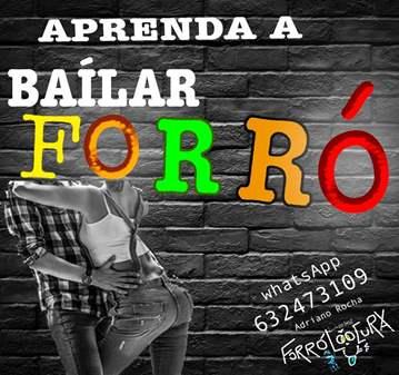 CURSO: CLASES DE FORRÓ BAILE BRASILEÑO