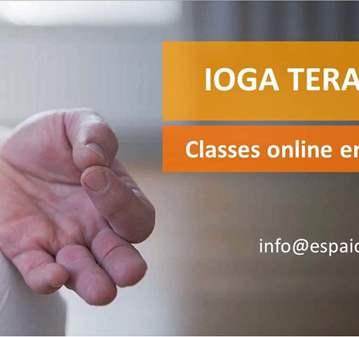 CLASES DE YOGA TERAPÈUTICO ONLINE