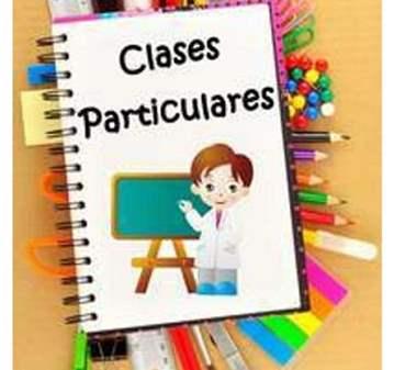 CLASES PARTICULARES DE INFORMÁTICA.