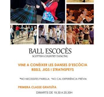 CLASE: CLASSE DE DANSES D'ESCÒCIA