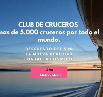 CONFERENCIA: CLUB DE CRUCEROS