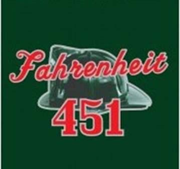 CHARLA: CLUB DE LECTURA: FAHRENHEIT 451