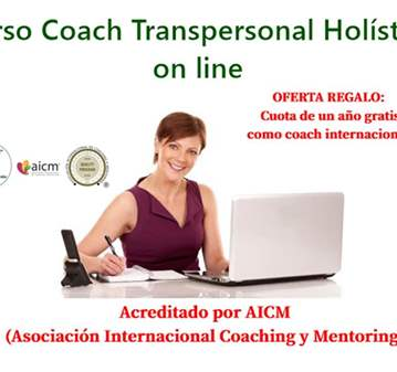 CURSO: COACH DE VIDA TRANSPERSONAL ONLINE OFERTA