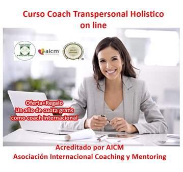 CURSO: COACH  DE VIDA (TRANSPERSONAL) ON LINE O...