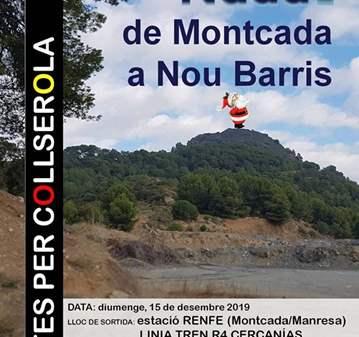 RUTA: COLL DE MONTCADA AMB ARX. ROQUETES-N.B CL...