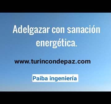 CHARLA: CÓMO ADELGAZAR CON SANACIÓN ENERGÉTICA