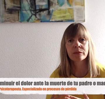 CHARLA: CÓMO DISMINUIR EL DOLOR POR LA PÉRDIDA ...