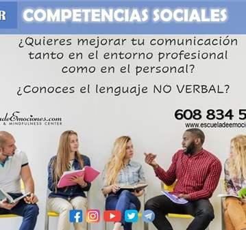 COMPETENCIAS SOCIALES - CONFIRMACIÓN PREVIA
