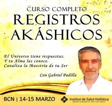 CURSO: COMPLETO DE REGISTROS AKÁSHICOS